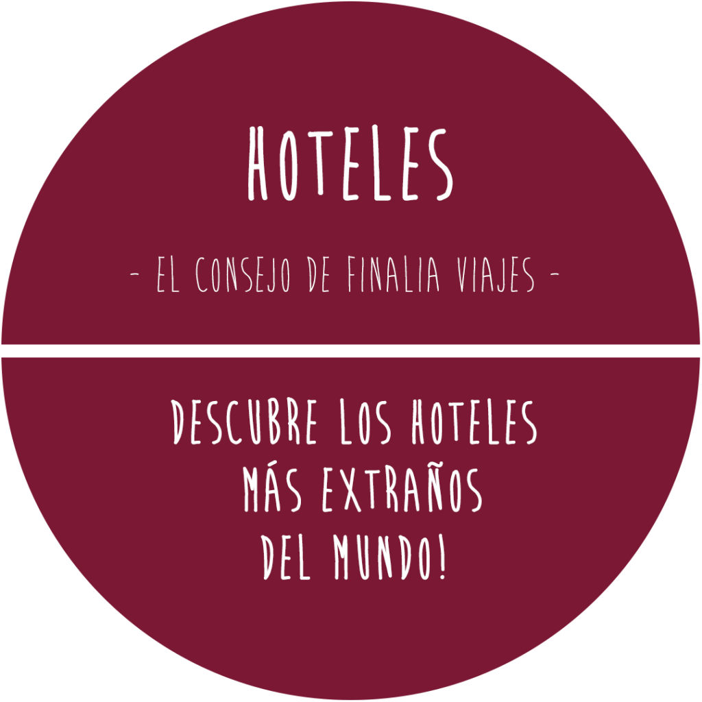 Los hoteles más extraños del mundo